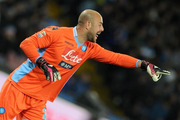 Liverpool Transfer News: Atletico Line Up Pepe Reina to Replace Thibaut Courtois