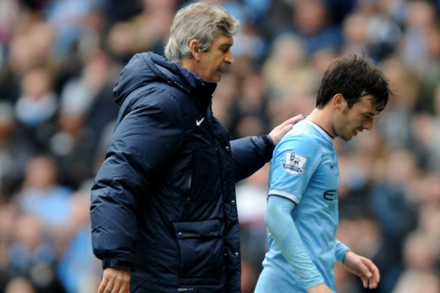 David Silva, Not Yaya Toure, Was Manchester City's Biggest Miss vs. Sunderland