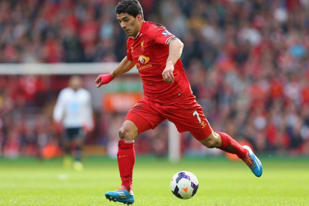 Luis Suarez Reveals Liverpool Title Talk Is Forcing Him to Hide from Media