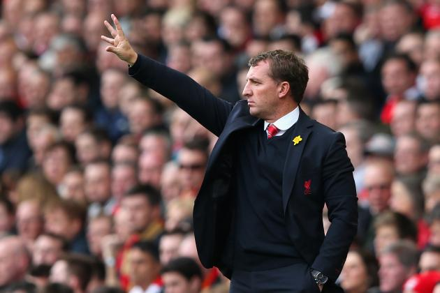 Keeping a Lid on Liverpool Expectations Will Be Brendan Rodgers' Biggest Test