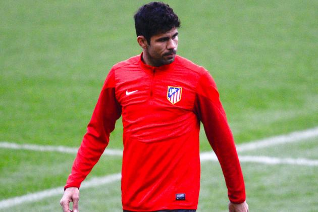 Chelsea Transfer News: Latest on Alberto Moreno, Diego Costa and More