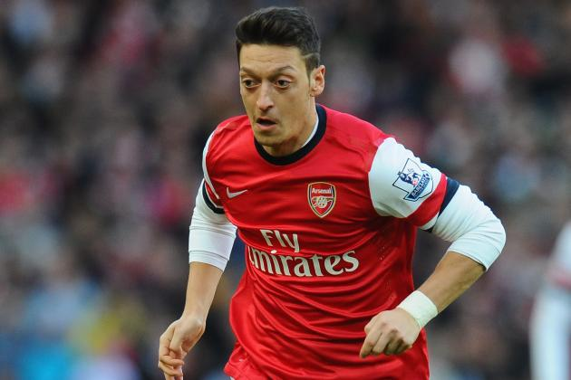 Hull vs. Arsenal: Arsene Wenger Tips Mesut Ozil for Player of Season in Presser