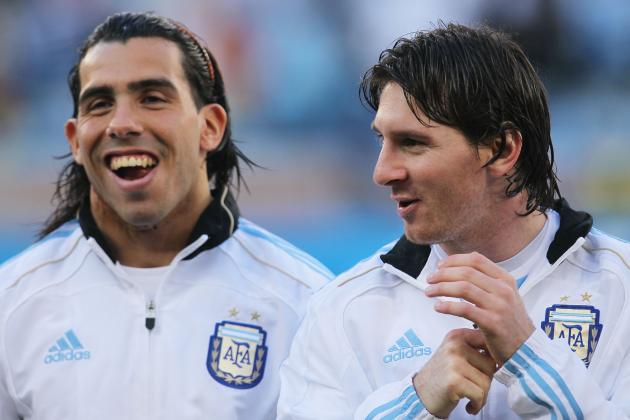 Carlos Tevez Reacts to Claims of Lionel Messi Fallout Ahead of World Cup