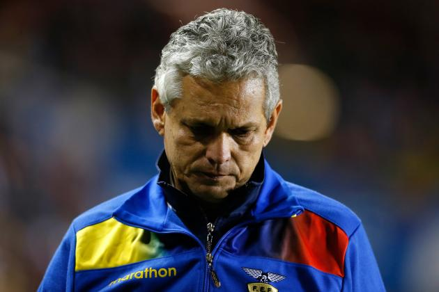 2014 World Cup Tactics Board: Analysing Reinaldo Rueda's Ecuador