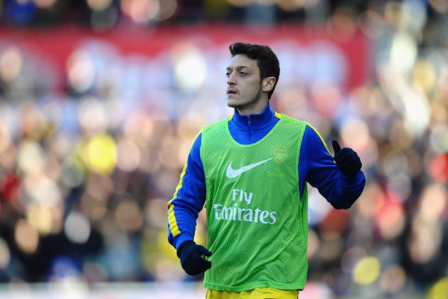 Mesut Ozil Set for Arsenal Return, but Has Record Signing Been Missed?