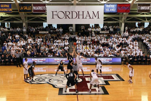 Fordham Basketball: Point Guard Nemanja Zarkovic Signs with the Rams