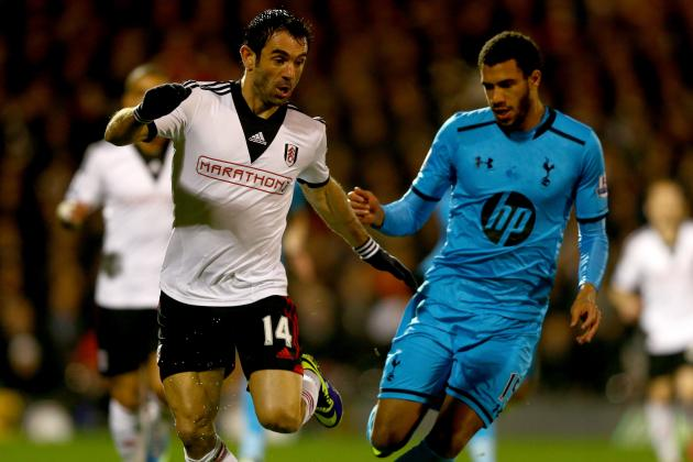 Tottenham vs. Fulham: Date, Time, Live Stream, TV Info and Preview
