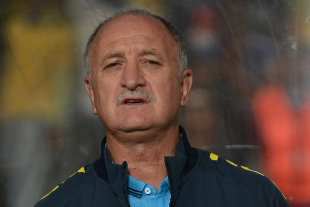 Will Brazil Pay Big Price for Stubborn Luiz Felipe Scolari Picking Favourites?