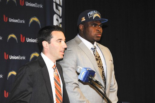 How Tom Telesco Can Win the 2014 NFL Draft for the San Diego Chargers
