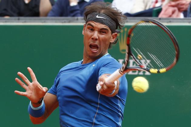 Rafael Nadal vs. Andreas Seppi: Score and Recap from Monte-Carlo Masters