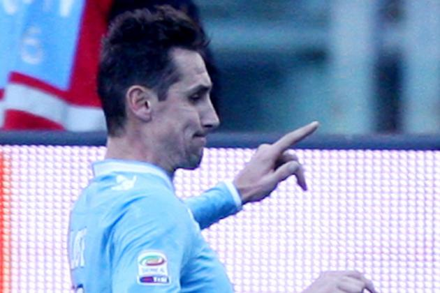 Lazio Klose's 'Preferred Choice'