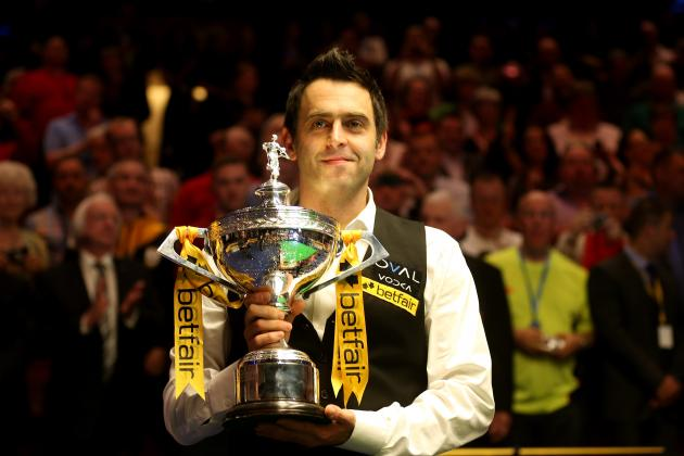 World Snooker Championship 2014 Draw: Schedule, TV, Live Stream Info and Preview