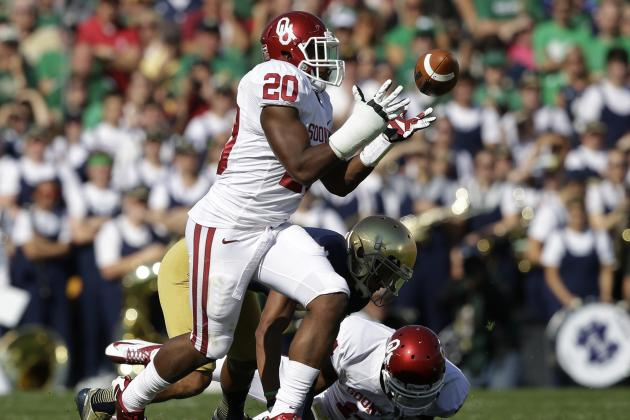 Oklahoma LB Frank Shannon Reportedly Accused of Sexual Assault