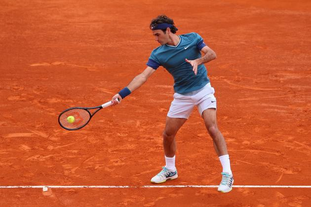 Roger Federer vs. Lukas Rosol: Score and Recap from Monte-Carlo Masters