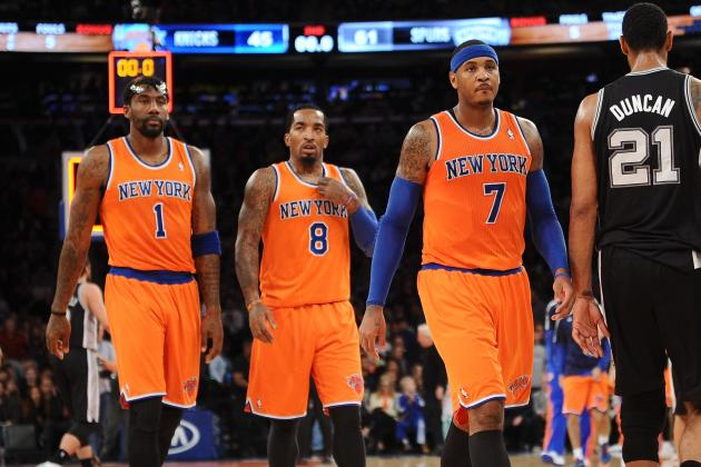 New York Knicks Match 37-Win SCHOENE Projection That Team Previously Mocked