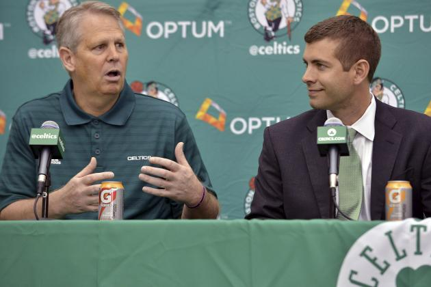 Celtics GM Danny Ainge Says Team Could Trade for All-Star During Offseason