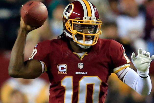 Chris Cooley Says RGIII Looks Like 'another Person'