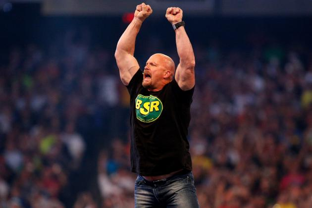 Stone Cold Admits to Paul Heyman He'd Be 'Tempted' to Wrestle Brock Lesnar