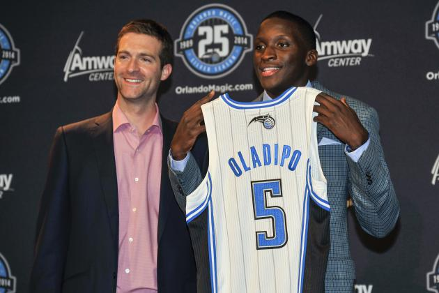 Magic Should Improve by Making NBA Draft Less of a Priority Next Season