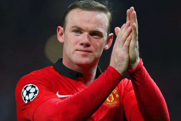Wayne Rooney Instagrams Childhood School Photo for Throwback Thursday