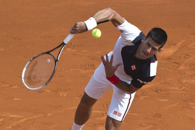 Novak Djokovic vs. Pablo Carreno Busta: Score, Recap from Monte-Carlo Masters