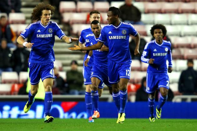 Chelsea vs. Sunderland: Date, Time, Live Stream, TV Info and Preview