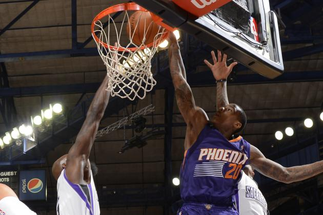 Goodwin, Suns Finish on High Note