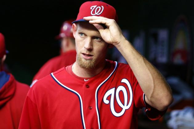 Why Stephen Strasburg Is Being Passed Up by MLB's Other Young Aces