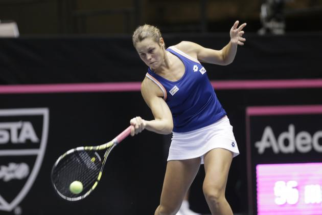 Fed Cup Playoffs 2014: Semi-Final Fixtures, Live Stream and Predictions