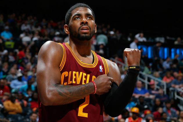 Report: Members of Cavs Organization Doubt Kyrie Irving Is Worth Max Contract