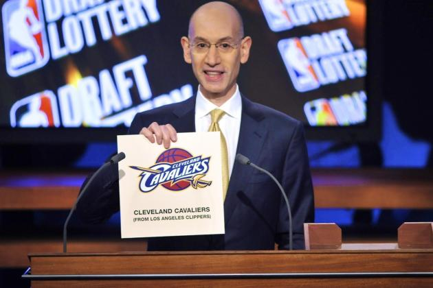 NBA Draft Lottery 2014: Projected Order and Odds for Every Team Involved