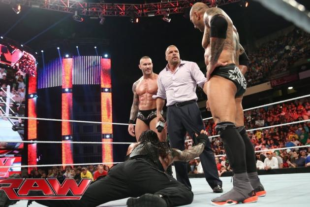 Remembering Evolution's Impact on WWE and Projecting Its Reunion