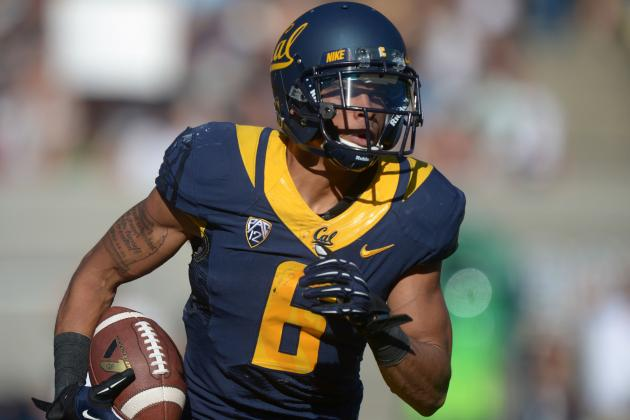 Cal Returns Experience at Receiver