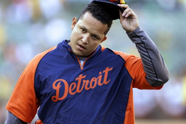What's at the Core of Tigers' Miguel Cabrera's Slow Start?
