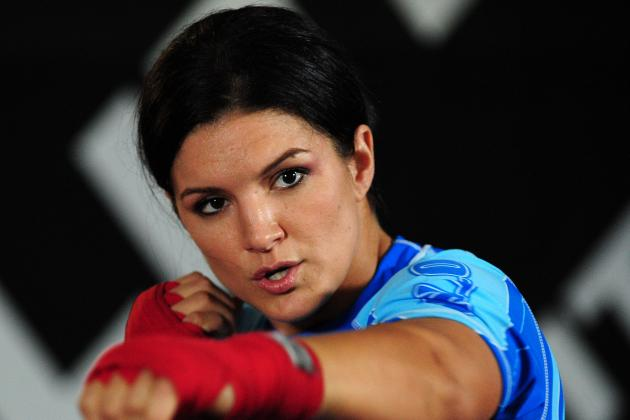 Dana White: I'm Very Confident Gina Carano Is on Her Way Back