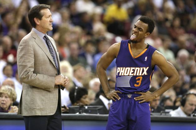 Phoenix Suns' 48 Wins Match NBA Record for Non-Playoff Team