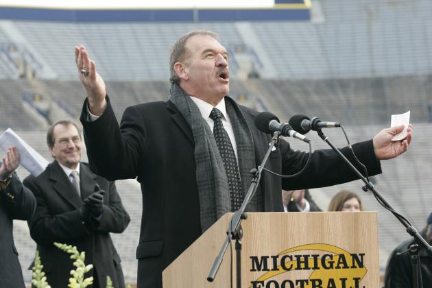 Dan Dierdorf Will Be Color Commentator for Michigan Foootball Radio