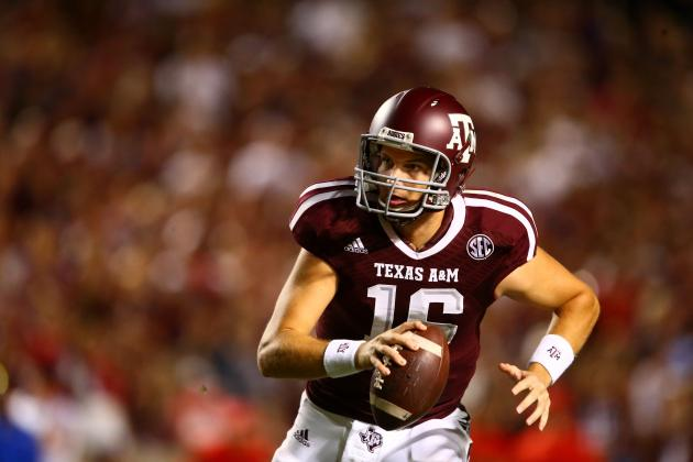 QB Carousel Could Land a Transfer Joeckel at TCU