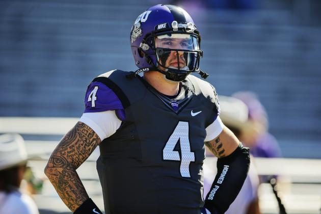 The TCU Offense: Why didn't it work in 2013?
