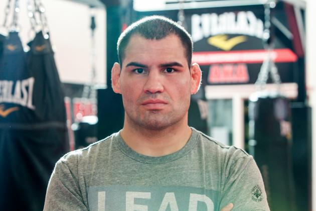 Fabricio Werdum vs. Travis Browne Winner to Face Cain Velasquez in Mexico