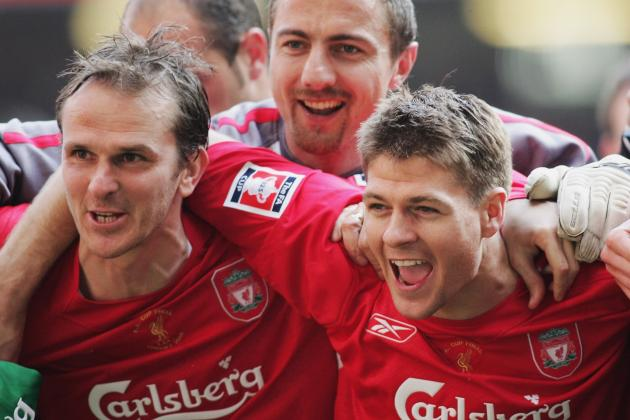 Steven Gerrard's Adaptation to My Old Liverpool Role Underlines His Greatness