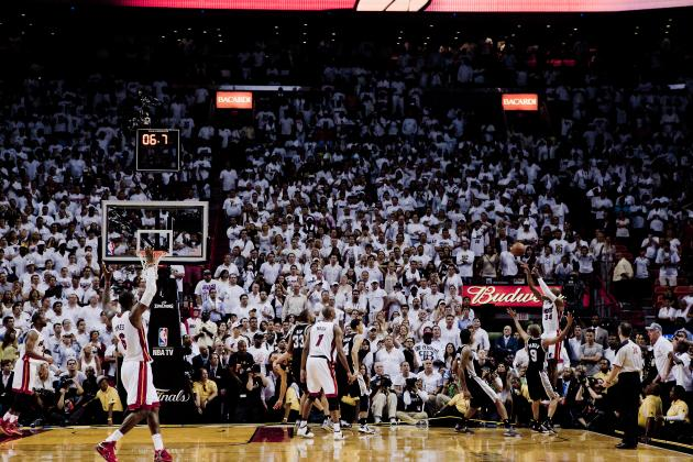What's the Best NBA Playoff Game You've Ever Seen Live?
