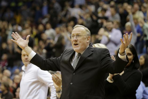 'No Chance' Rick Adelman Returns as Timberwolves Coach