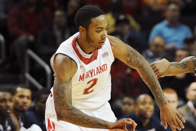 Maryland Basketball Season Review: Roddy Peters