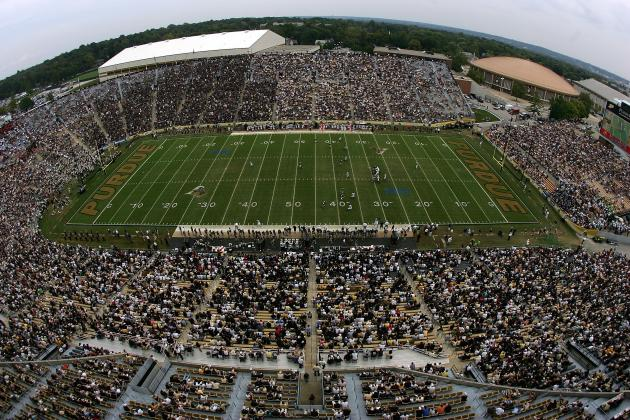 10 Items of Note in the Ross-Ade Stadium Upgrade