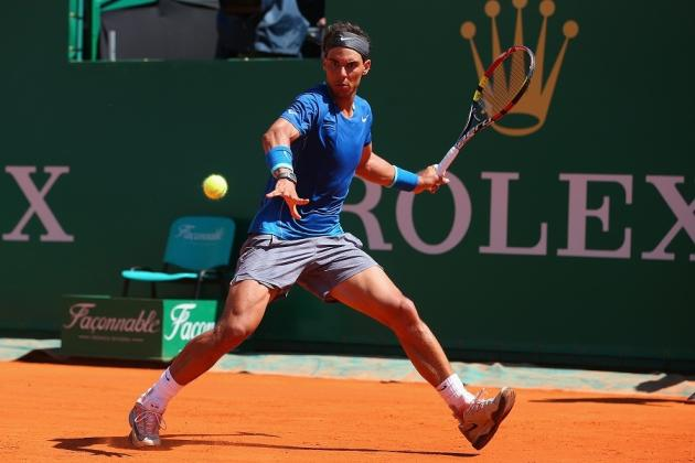 Why Rafael Nadal Will Win the Monte-Carlo Rolex Masters
