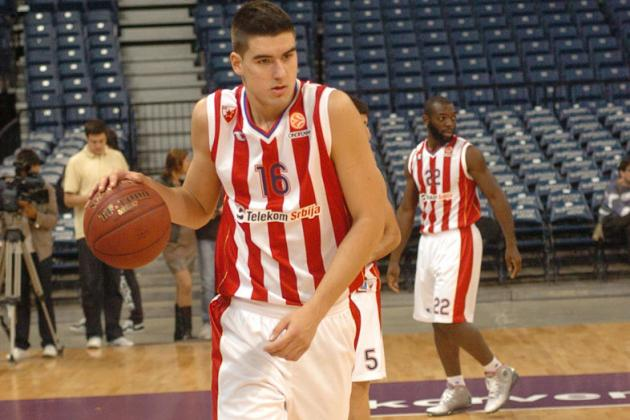 Men's Basketball Inks Dusan Ristic