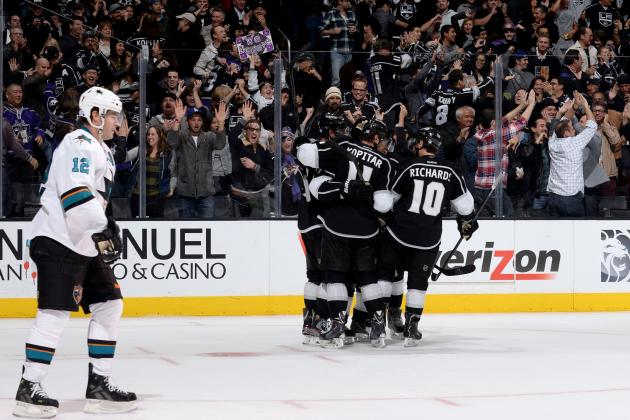 How the Los Angeles Kings Can Defeat the San Jose Sharks in 1st Round
