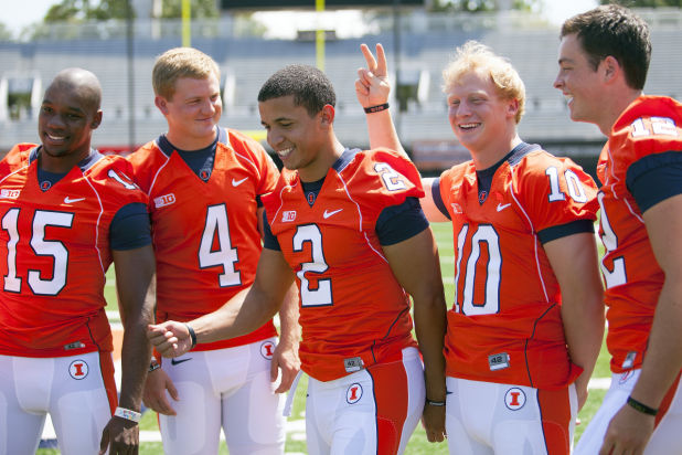 Illinois Fighting Illini Football: The QB Battle