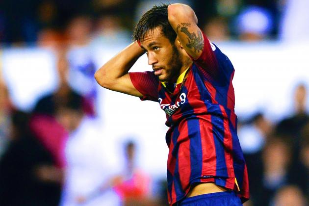 Neymar Injury: Updates on Barcelona Star's Foot and Return